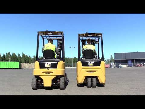 CAT® EP14-20A(C)N(T) Range Features and benefits