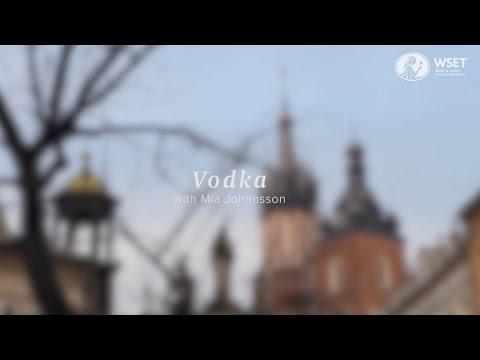 WSET 3 Minute Spirit School: Vodka with Mia Johansson