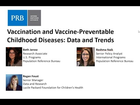 Webinar: Vaccination and Vaccine Preventable Childhood Diseases Video thumbnail