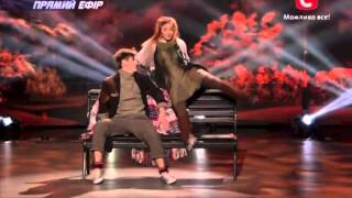 """NIKAMILLO Choreography   """"Rather Be""""   """"So You Think You Can Dance"""" Ukraine"""