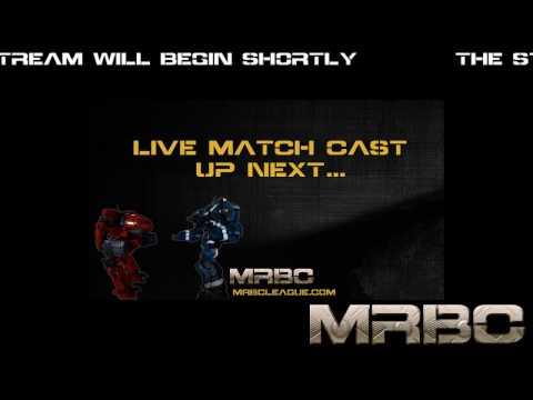 NA Div B MarineMechs vs 228th Swamp Foxes