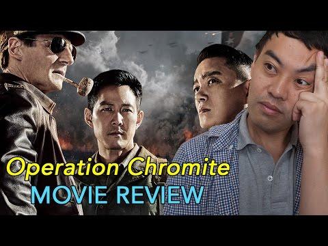 Operation Chromite - Movie Review