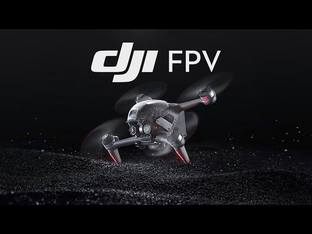 К своему 15-летию DJI выпустила спортивный дрон FPV с гарнитурой виртуальной реальности