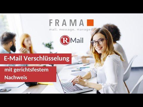 Für einen sicheren, nachweisbaren und effizienten E-Mail-Versand