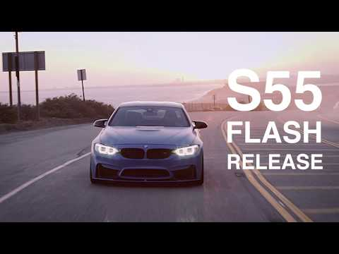 Dinan S55 Performance Engine Software (Flash) - Featurette