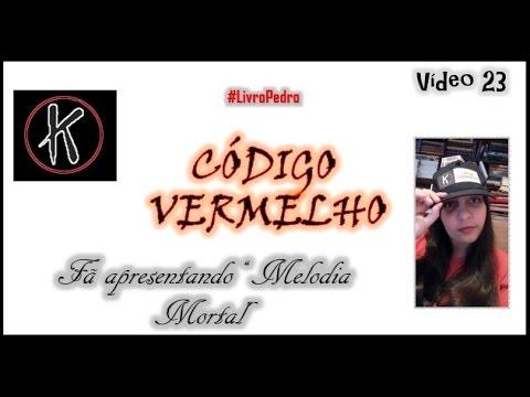 FÃ APRESENTANDO MELODIA MORTAL | PEDRO BANDEIRA