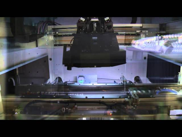 Nordson YESTECH FX-940UV Demonstration