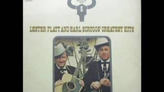 Lester Flatt And Earl Scruggs' Greatest Hits [1971]  - Lester Flatt & Earl Scruggs