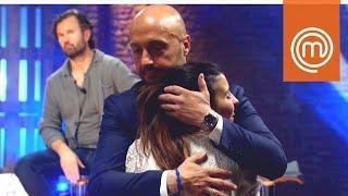 """Joe Bastianich si commuove: """"Abbiamo una storia simile!"""" - Puntata 2   MasterChef Italia 3"""