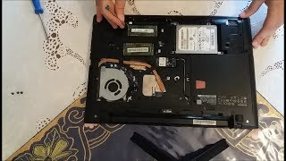 How to Change Cpu Thermal Paste - Laptop ACER Aspire (GR