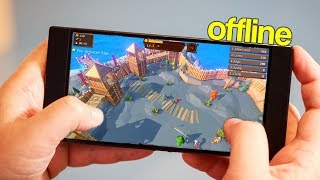 Top 10 Best OFFLINE .io Games For Android and ios 2019