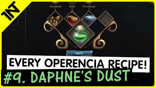 Operencia The Stolen Sun Daphne's Dust Recipe #9 (Cooking Live)