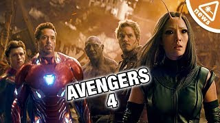Did the Russo Bros Confirm Our Worst Avengers 4 Fears? (Nerdist News w/ Jessica Chobot)