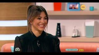 Ани Лорак в программе Новое утро НТВ Эфир от 05 10 2016