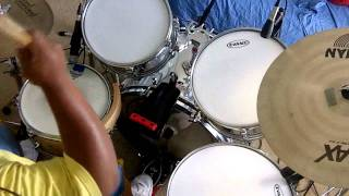 Jonathan Nelson & Purpose - Better Days (Drum Cover)