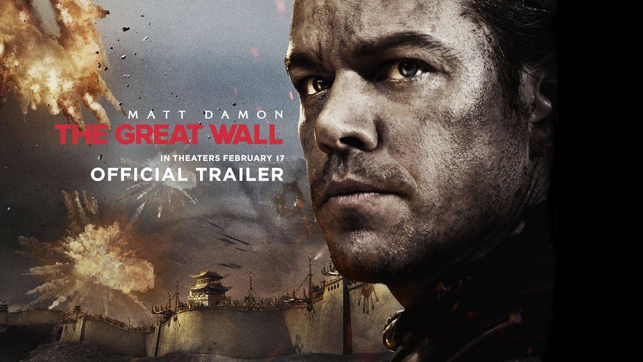 Trailer för The Great Wall