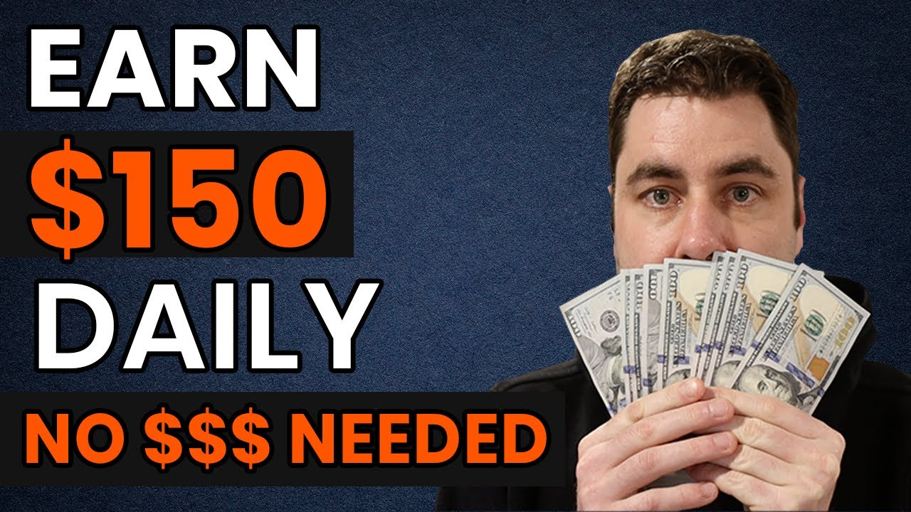 How To Make $150 A DAY & Generate Income Online Free Of Charge Without Any Site! thumbnail