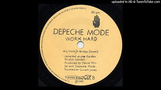 "Depeche Mode - Work Hard [7"" Version]"