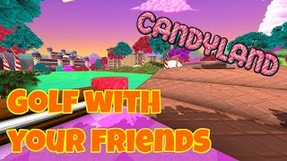 Golf with your friends maps