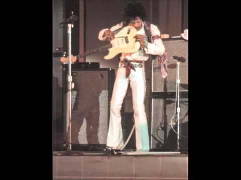 Jimi Hendrix - The Wind Cries Mary live in Dallas 1968