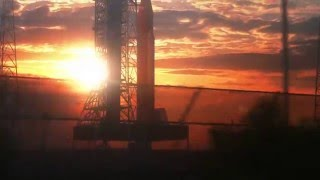 Space Launch System Scale and Power (Animation) (version 1)