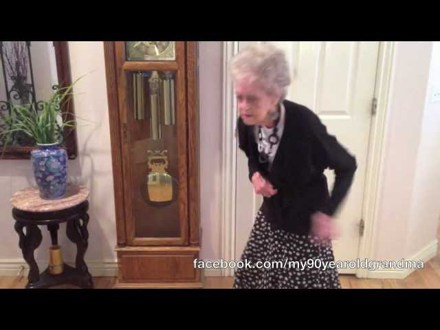 90 Year Old Grandma