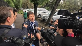 Сапару Исакову предъявлено обвинение по статье «коррупция» / 30.05.18 / НТС