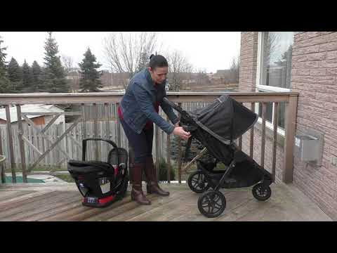 New! 2018Britax B-Free & B-Safe Ultra Travel System Review