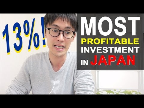 , title : 'Most Profitable Investment in Japan?