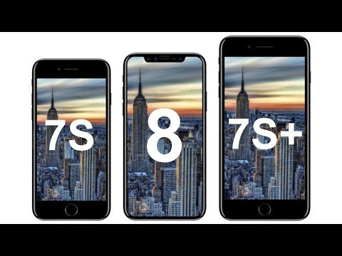 iPhone 8 Latest News & Details: Apple will release 3 iPhones in September 2017