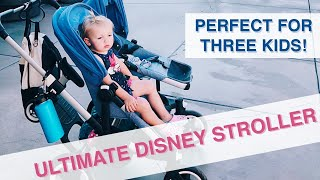 BEST Double Stroller for Disney + Everyday, Bugaboo Donkey2 Review