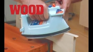 LE-MATIC PD80 Edgeband Trimmer - hmong video
