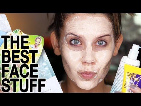Cosmetic facial gymnastics