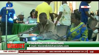 Imo State Governorship Election Result Collation Pt.8 |The Verdict|
