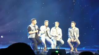 Westlife   I Have A Dream And Stools Medley   The O2 London   14th June 2019