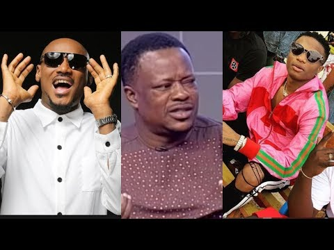 Wizkid, 2face Are Local And Upcoming Artistes To Americans - Lanre Teriba