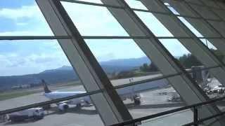 Abflug Bilbao