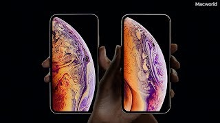 IPhone XS, XS Max and XR annoucement in 5 minutes