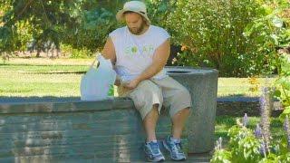 Homeless Man Does Lifesaving Act Social Experiment