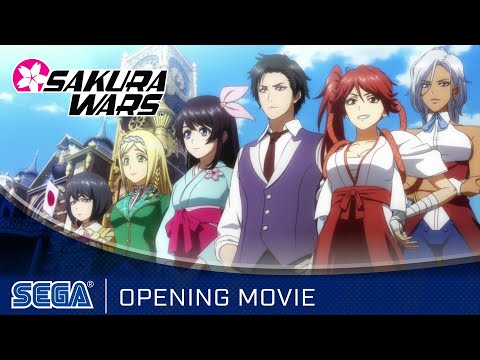 Sakura Wars | Opening Movie