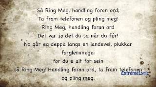 Ring Meg   Gabrielle (LYRICS ON SCREEN)