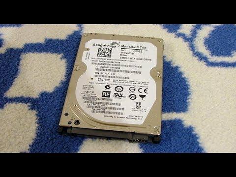 Диагностика и ремонт жесткого диска Seagate 320Gb. Грязные контакты залог проблем!