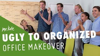 From Ugly to Organized | Office Goals on the Road | Mr. Kate