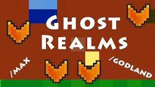 RotMG: Private Server | Ghost Realms | 1 Million Gold and Fame | Free /max | No Lag |