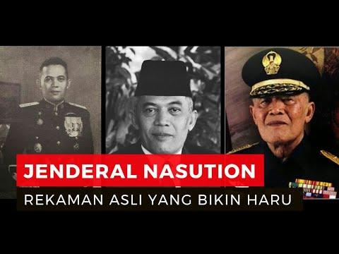 Rekaman Pidato Asli Jenderal Nasution, Korban Selamat Peristiwa G30S/PKI