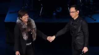 蔣志光、李麗霞合唱《相逢何必曾相識》