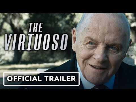 The Virtuoso - Exclusive Official Trailer (2021) Anthony Hopkins, Anson Mount