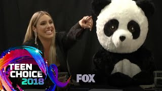 Lele Pons Finds Her Perfect Co-Host: Nick Cannon | TEEN CHOICE