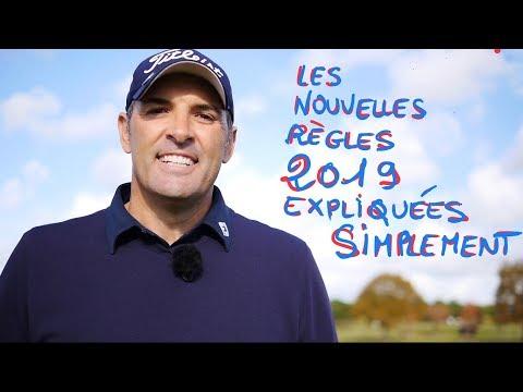 les nouvelles regles de golf 2019 expliquées simplement