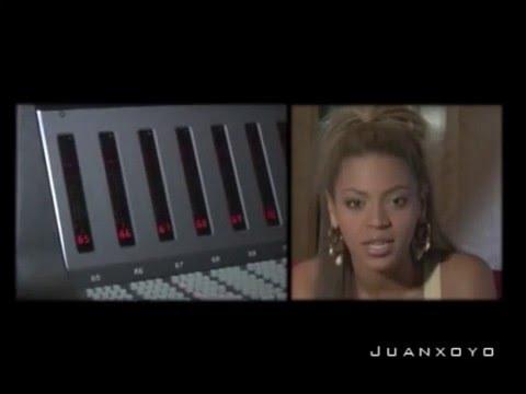 Beyoncé - Naughty Girl (Studio Session)